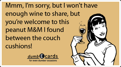 ecards drinking wine - photo #33